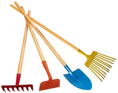 Perfect Garden Tools From Schylling Toys