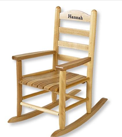 Facrac: Bear rocking chair plans
