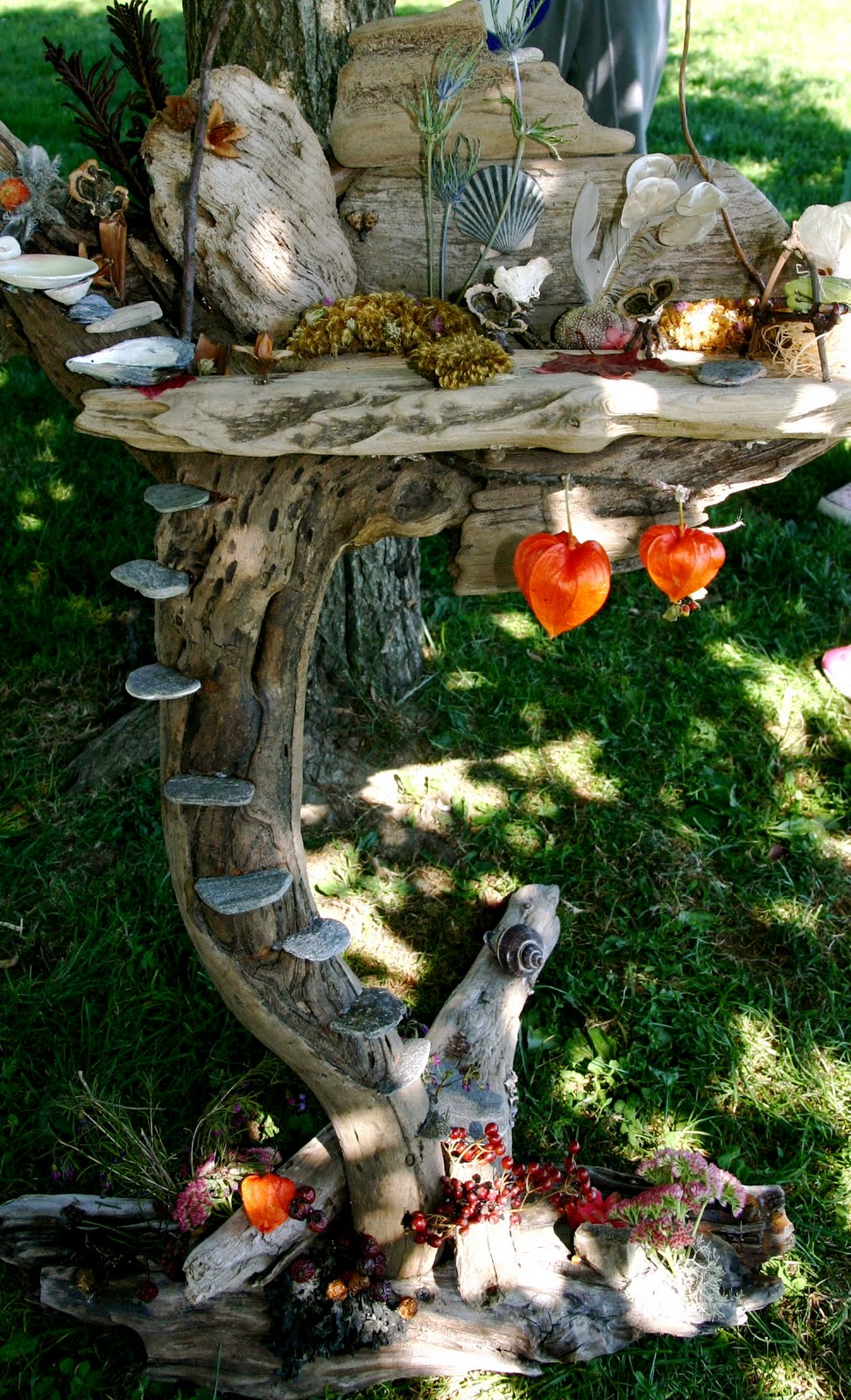 Fairy Houses On Pinterest Fairies Fairies Garden And