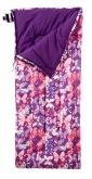 284929 Camp Sleeping Bag Kids Graphic purple tie dye butterfly